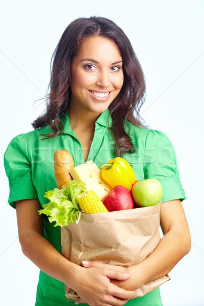 Vegetarian Stock photo © pressmaster