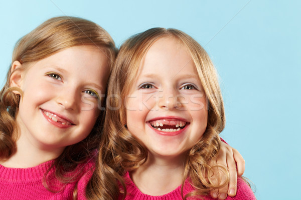 Cheerful children  Stock photo © pressmaster