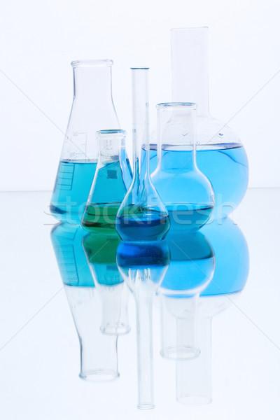 Flasks Stock photo © pressmaster