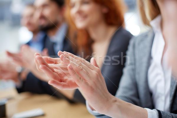 Business applause  Stock photo © pressmaster