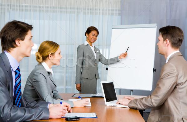 Teaching Stock photo © pressmaster