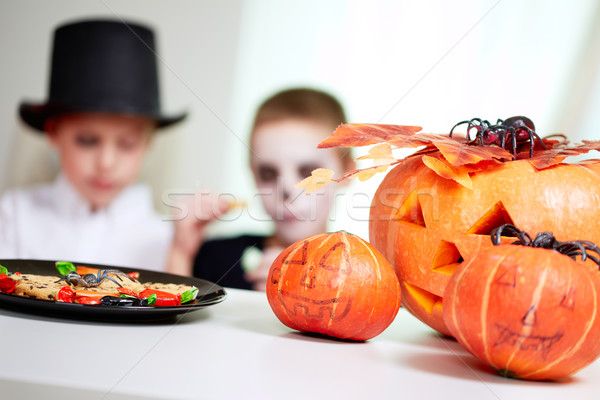 Halloween festive Stock photo © pressmaster