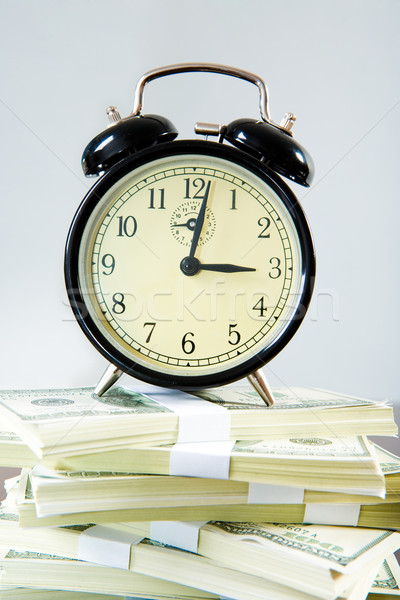 Time is money Stock photo © pressmaster