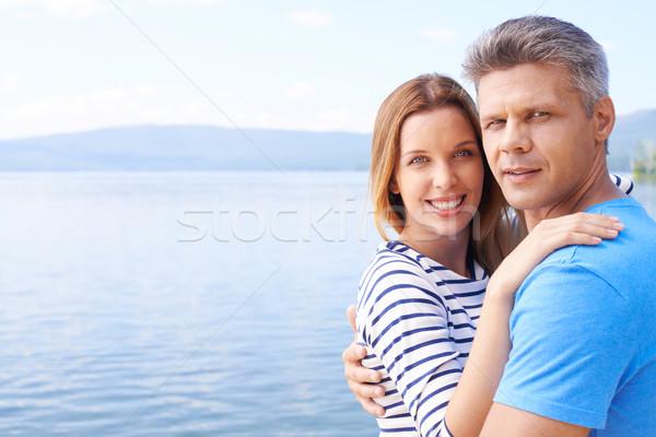 Summer resort Stock photo © pressmaster
