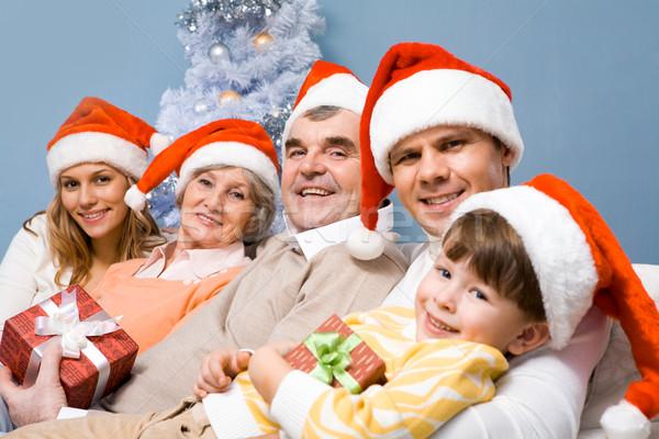 Cheerful people Stock photo © pressmaster