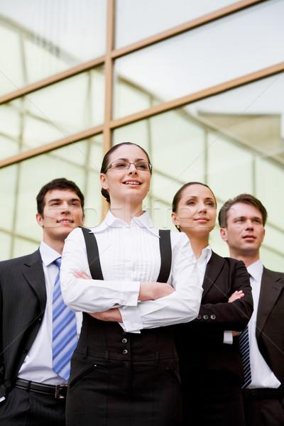 Employers Stock photo © pressmaster