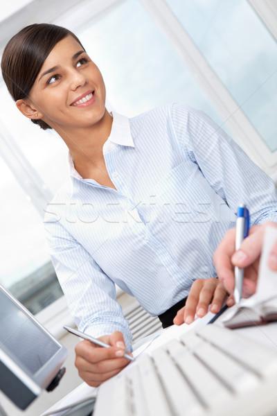 Secretary Stock photo © pressmaster