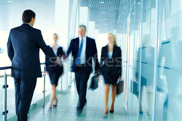Business handshake Stock photo © pressmaster