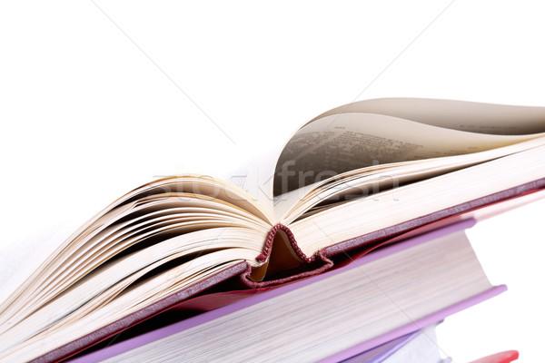 Open book Stock photo © pressmaster