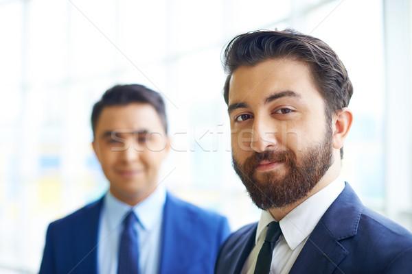 Successful businessman Stock photo © pressmaster