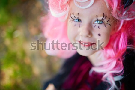 Halloween princess Stock photo © pressmaster