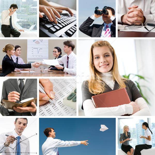 Business themes Stock photo © pressmaster