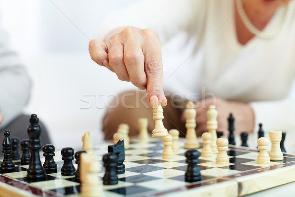Chess choice  Stock photo © pressmaster
