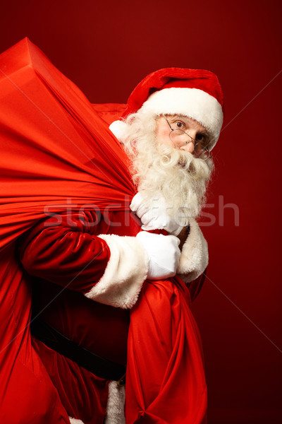 Stock photo: Heavy gifts