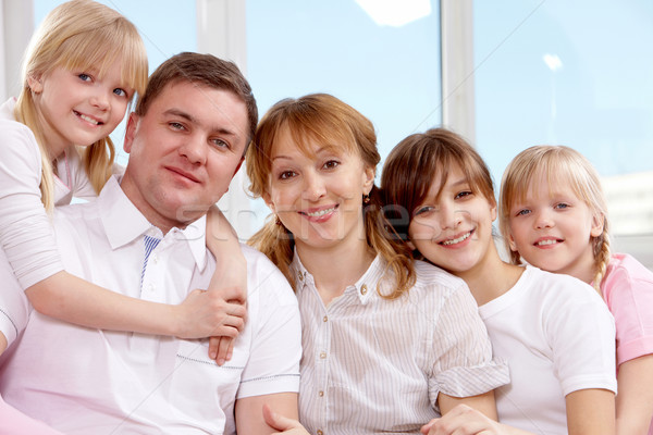 Big family  Stock photo © pressmaster