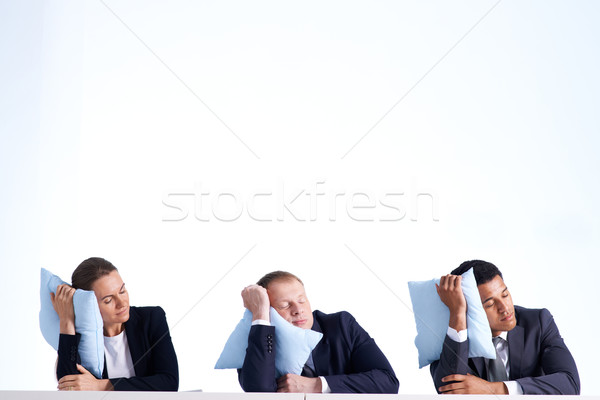 A bit of rest Stock photo © pressmaster