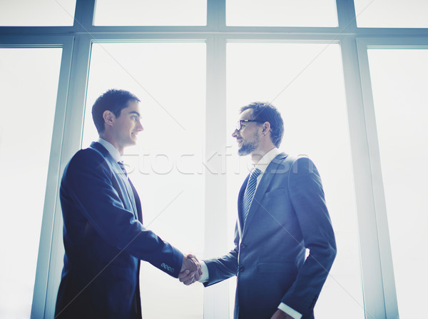 Agreement Stock photo © pressmaster