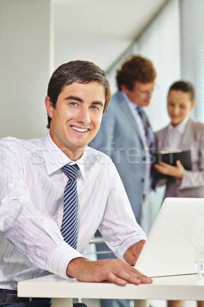 Succesful businessman  Stock photo © pressmaster