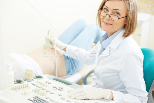 Mature doctor Stock photo © pressmaster