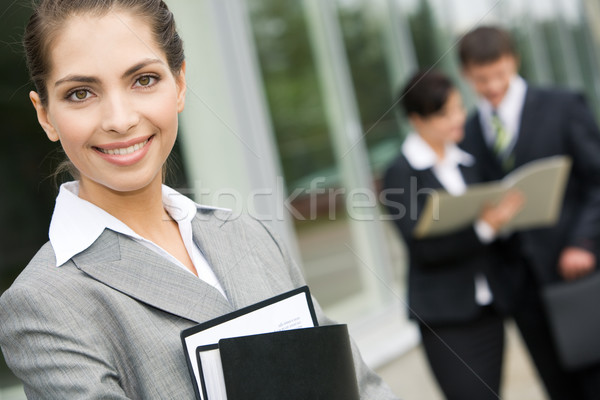 Good-looking woman  Stock photo © pressmaster