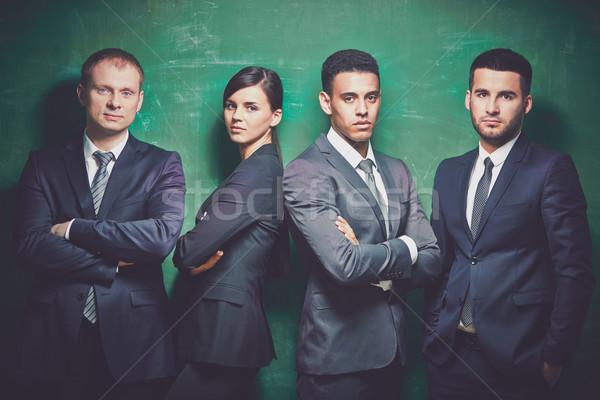 Group of employees Stock photo © pressmaster