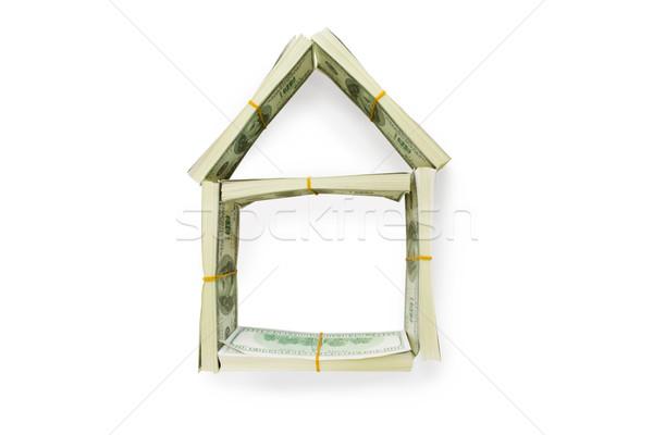 House symbol Stock photo © pressmaster