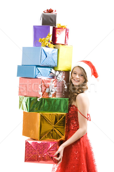 Several presents  Stock photo © pressmaster