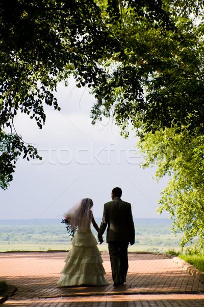 Married couple Stock photo © pressmaster