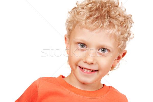 Smiling boy  Stock photo © pressmaster