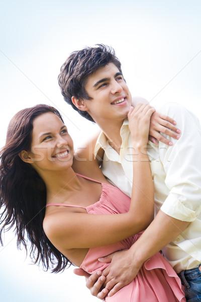 Man and woman Stock photo © pressmaster