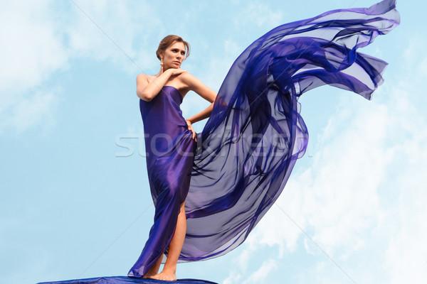 Luxurious woman Stock photo © pressmaster