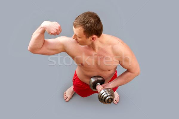 Muscles Stock photo © pressmaster