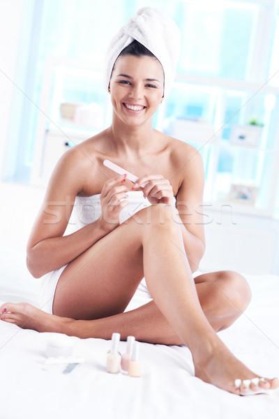 Fresh woman Stock photo © pressmaster