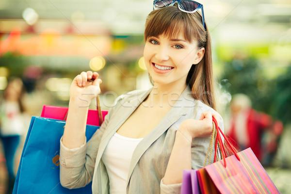 Satisfied customer Stock photo © pressmaster