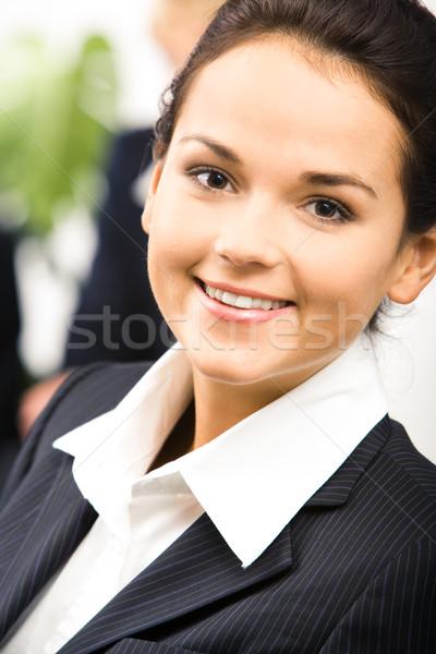 Specialist portret jonge mooie professionele Stockfoto © pressmaster
