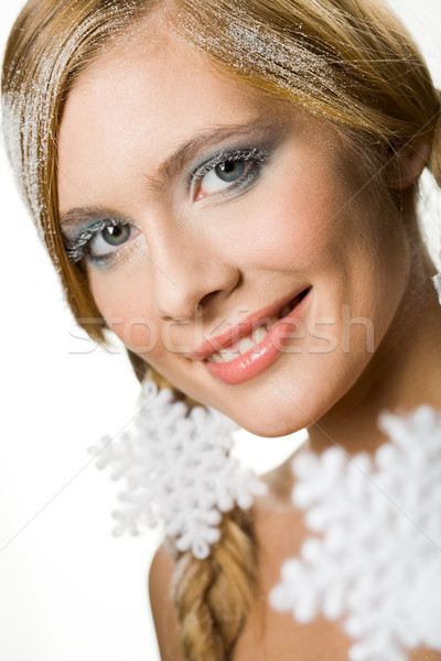 Coldness and elegance Stock photo © pressmaster