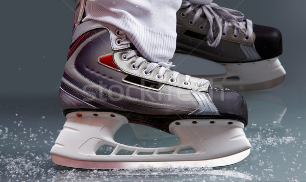 Stock photo: Skating