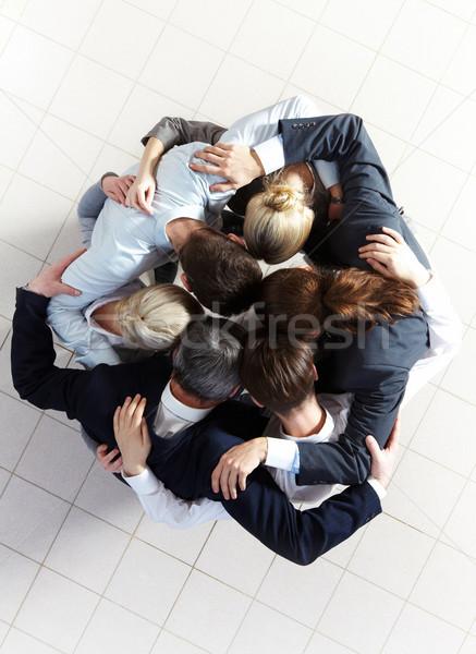 единения мнение несколько Бизнес-партнеры Сток-фото © pressmaster