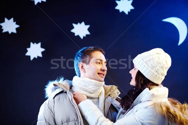 Romantic evening Stock photo © pressmaster