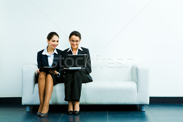 Successful work Stock photo © pressmaster