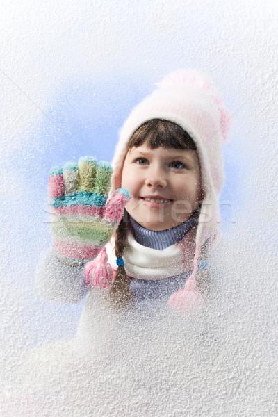 On winter day Stock photo © pressmaster