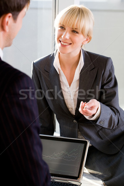 Business partner Stock photo © pressmaster