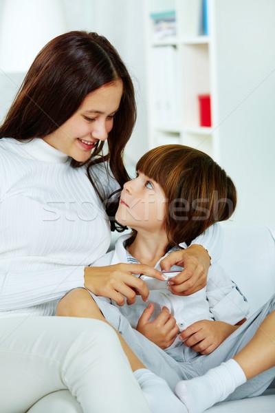 Spending time together Stock photo © pressmaster