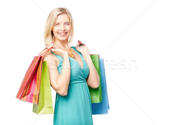 High spirits on shopping Stock photo © pressmaster