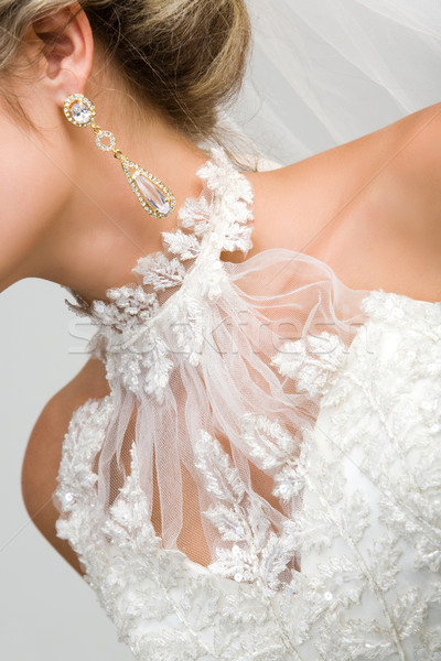 Bridal attributes Stock photo © pressmaster