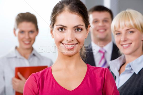 Confident woman Stock photo © pressmaster