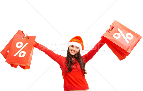 Christmas offer Stock photo © pressmaster
