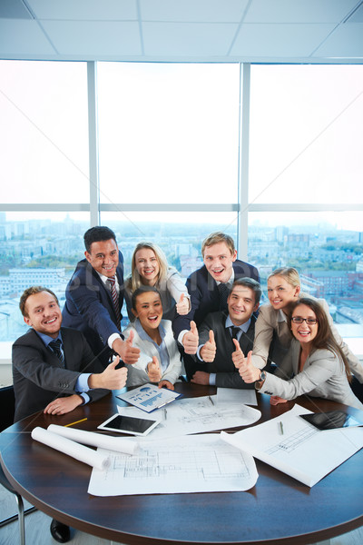 Success in business Stock photo © pressmaster