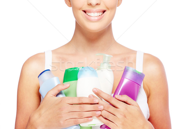 Skin nutrition Stock photo © pressmaster