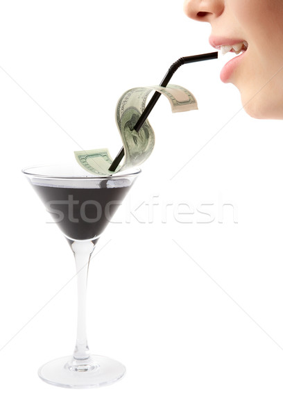 Wealthy drink  Stock photo © pressmaster